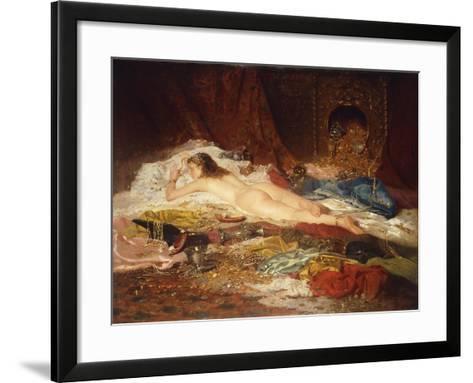 An Embarassment of Riches--Framed Art Print