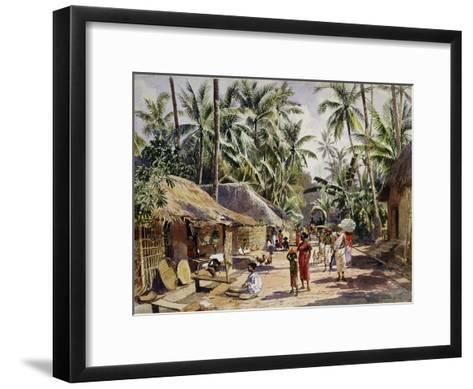 Columbo-Ludwig Hans Fischer-Framed Art Print