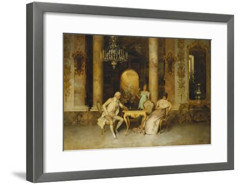 An Imminent Defeat-Francesco Beda-Framed Art Print