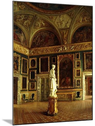 A room in the Pitti Palace-Costa Oreste-Mounted Giclee Print