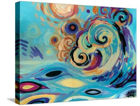 Spring Coast-Natasha Wescoat-Stretched Canvas Print