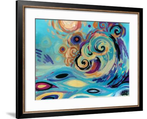 Spring Coast-Natasha Wescoat-Framed Art Print