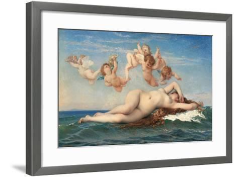 The Birth of Venus, 1863, 19th Century--Framed Art Print