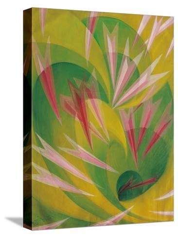 The Vortex of Life-Giacomo Balla-Stretched Canvas Print