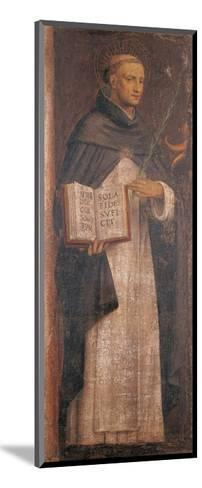 St Thomas Aquinas-Bernardino Luini-Mounted Giclee Print