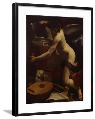 The Genius of Arts-Carlo Bonomi-Framed Art Print