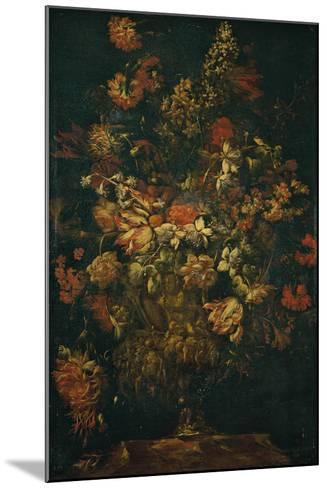 Flower Pot-Biggi Felice Fortunato-Mounted Giclee Print