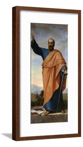 Saint Paul-L. Rozzi-Framed Art Print