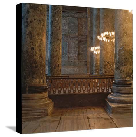 Haghia Sofia Basilica-Isidore of Miletus-Stretched Canvas Print