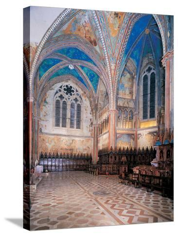 Upper Basilica of San Francesco, 1228 - 1253, 13th Century--Stretched Canvas Print