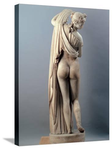 Venus Callipygian, Kallipygos, 1st Century, Marble, Full Relief--Stretched Canvas Print