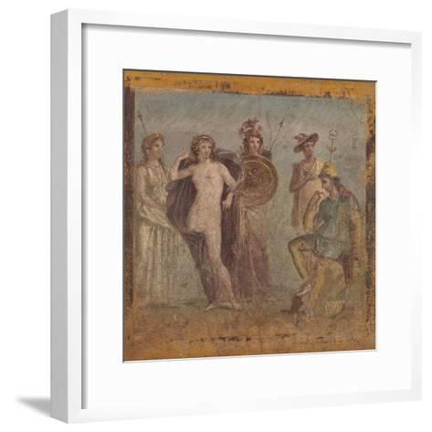 Judgement of Paris-Unknown-Framed Art Print
