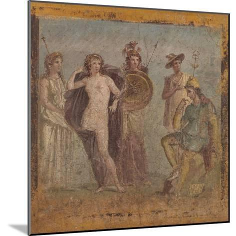 Judgement of Paris-Unknown-Mounted Giclee Print