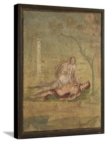 Pyramus and Tisbe-Unknown-Stretched Canvas Print