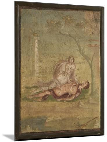 Pyramus and Tisbe-Unknown-Mounted Giclee Print