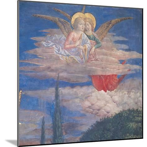 Frescoes of the Chapel of the Magi-Benozzo Gozzoli-Mounted Giclee Print