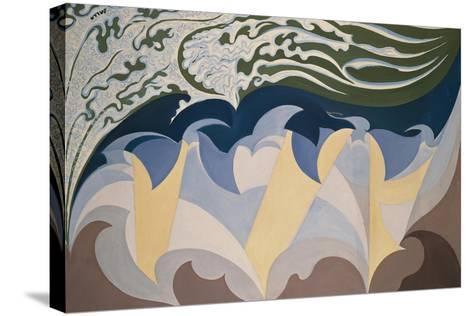 Sea-Balla Giacomo-Stretched Canvas Print