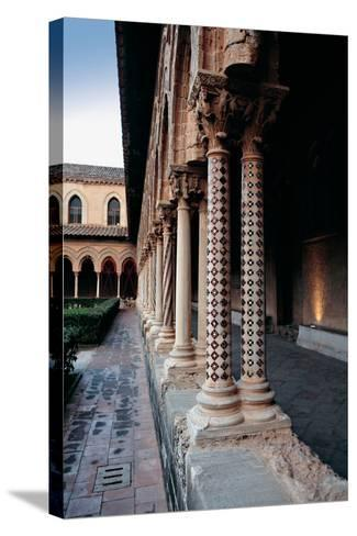 Monreale, Cathedral, 1172 - 1183, 12th Century--Stretched Canvas Print