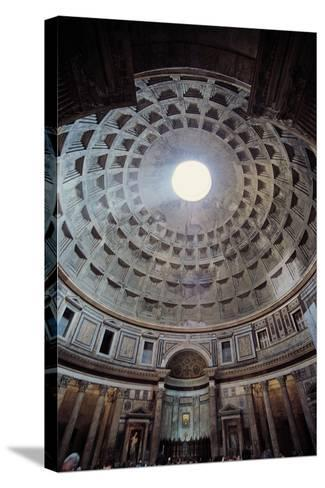 Pantheon, 118-125, Rome, Italy--Stretched Canvas Print