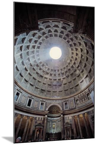 Pantheon, 118-125, Rome, Italy--Mounted Art Print