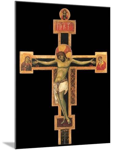 Christ on the Cross-Giunta Pisano-Mounted Art Print