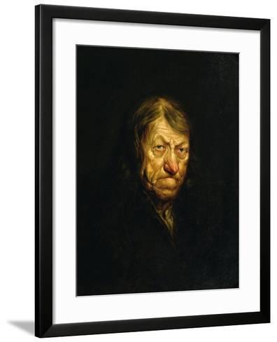 Old Tom Thumb, 1789-Thomas Barker of Bath-Framed Art Print