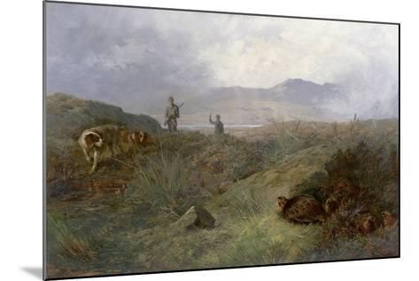 Suspense-Archibald Thorburn-Mounted Giclee Print