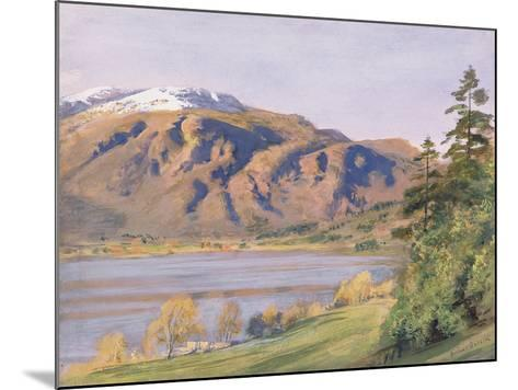 Coniston-Joseph Arthur Palliser Severn-Mounted Giclee Print