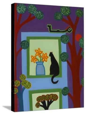 Dhe Cat from Askew Crescent, 2008-Cristina Rodriguez-Stretched Canvas Print