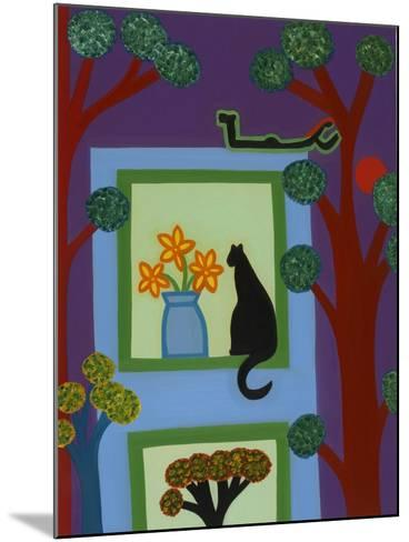 Dhe Cat from Askew Crescent, 2008-Cristina Rodriguez-Mounted Giclee Print