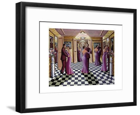Dance Perpetual, 2008-P.J. Crook-Framed Art Print