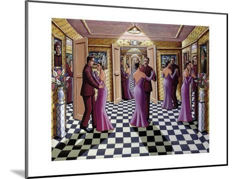 Dance Perpetual, 2008-P.J. Crook-Mounted Giclee Print