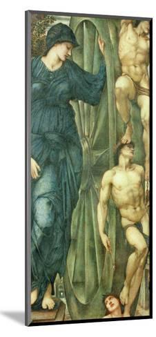The Wheel of Fortune, 1871-85-Edward Burne-Jones-Mounted Giclee Print
