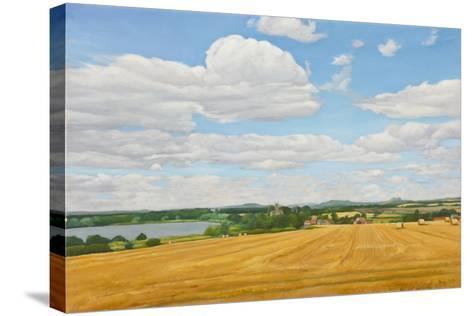 East Fife Landscape, 2006-Peter Breeden-Stretched Canvas Print