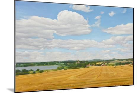 East Fife Landscape, 2006-Peter Breeden-Mounted Giclee Print
