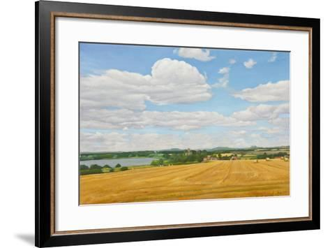 East Fife Landscape, 2006-Peter Breeden-Framed Art Print