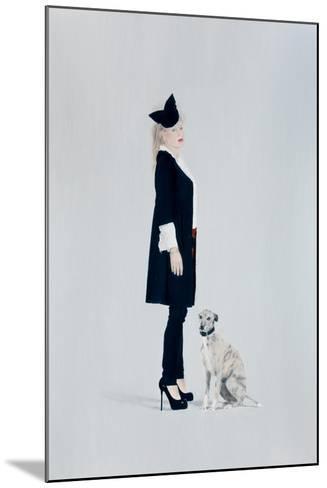 Philippa, 2011-Alessandro Raho-Mounted Giclee Print