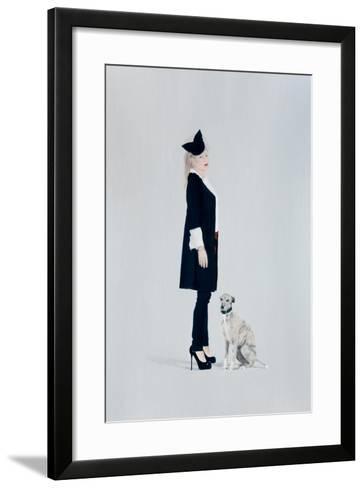 Philippa, 2011-Alessandro Raho-Framed Art Print