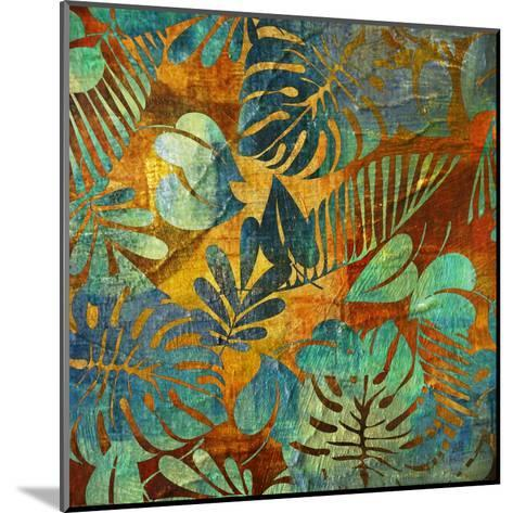 Art Vintage Floral Background. To See Similar, Please Visit My Portfolio-Irina QQQ-Mounted Art Print