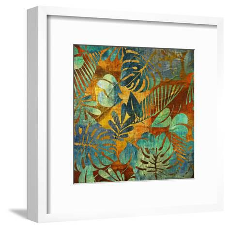 Art Vintage Floral Background. To See Similar, Please Visit My Portfolio-Irina QQQ-Framed Art Print