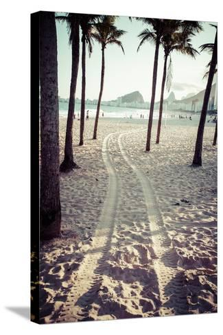 View Of Ipanema Beach In The Evening, Brazil-Mariusz Prusaczyk-Stretched Canvas Print