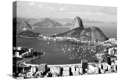 Sugarloaf Mountain In Rio De Janeiro-CelsoDiniz-Stretched Canvas Print