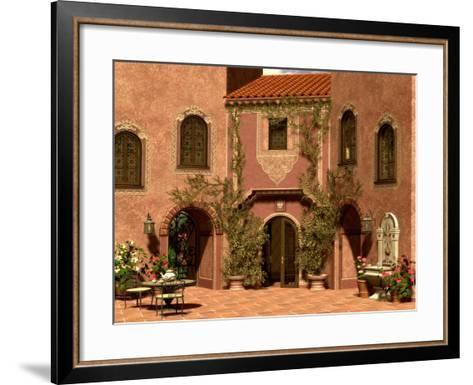 Andalusian Impression-Atelier Sommerland-Framed Art Print