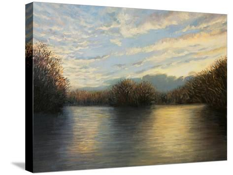 Light At The End Of The Day-kirilstanchev-Stretched Canvas Print
