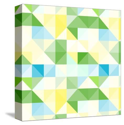 Seamless Pattern-svetolk-Stretched Canvas Print