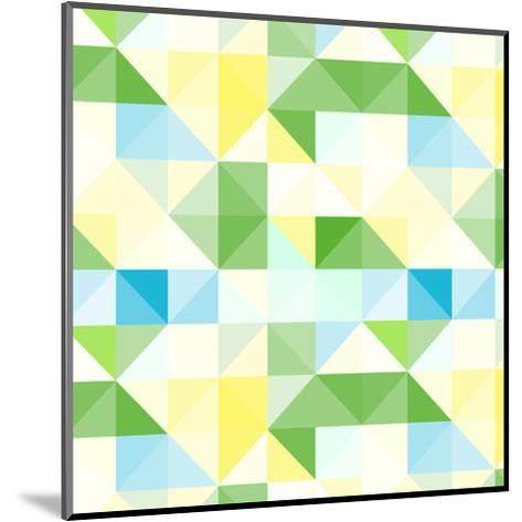 Seamless Pattern-svetolk-Mounted Art Print