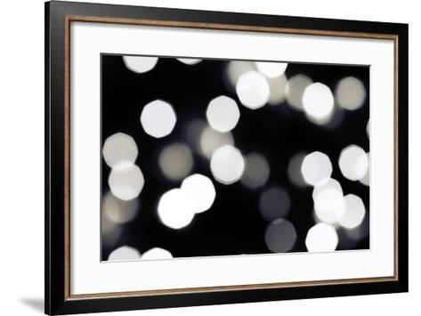 Sparkle Colorful Background-nastazia-Framed Art Print