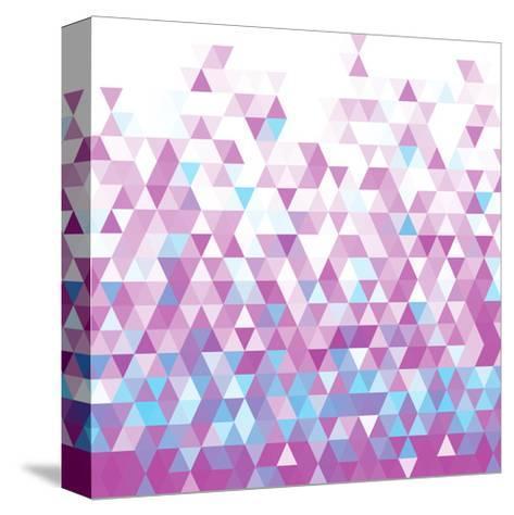 Violet-Maksim Krasnov-Stretched Canvas Print