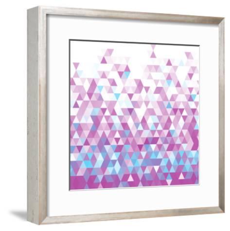 Violet-Maksim Krasnov-Framed Art Print