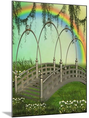 Fantasy Bridge-justdd-Mounted Art Print